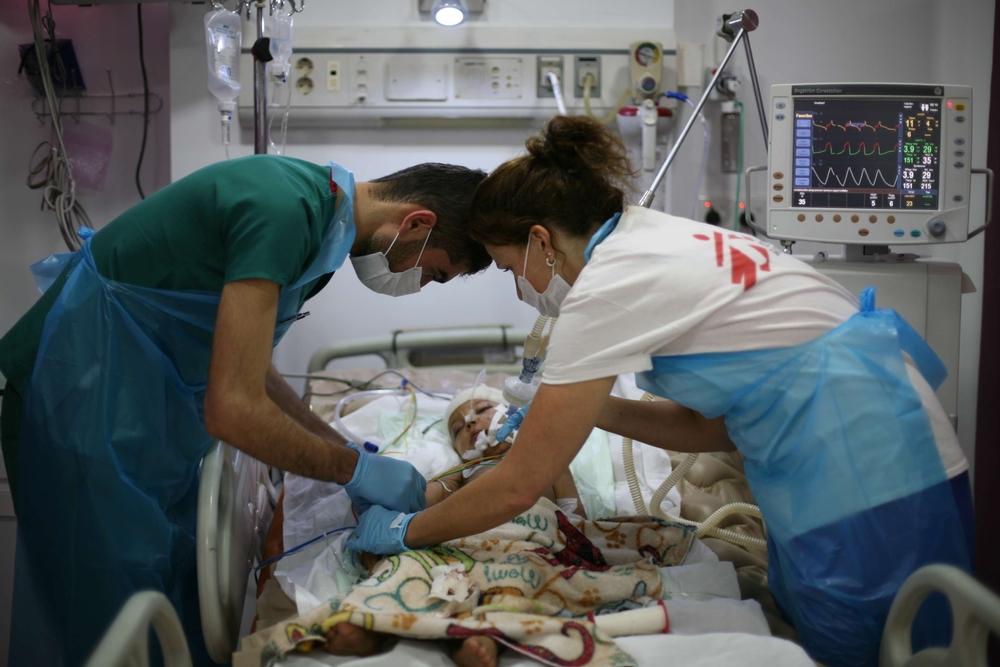 Newly renovated ICU Opens at Sulaymaniyah Emergency Hospital